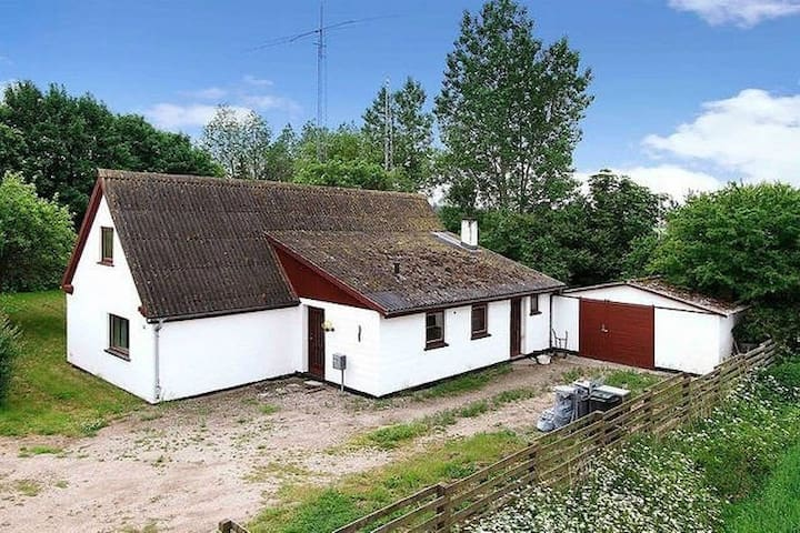 Huset i Uglemose Ro, Hygge & Marker - Nakskov - Dům