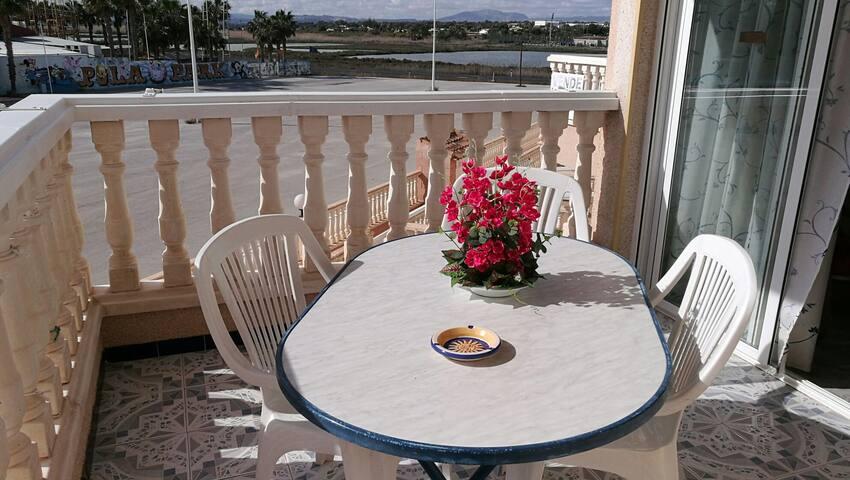 Bonito apartamento de playa, - Santa Pola - Appartement