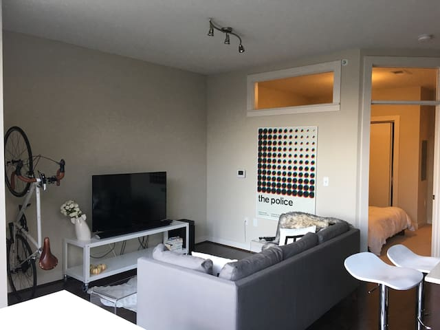 Airy Central Downtown 1 Bed - Washington - Apartmen