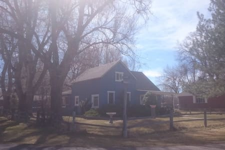 Kay's Cottage - Niwot - Huis