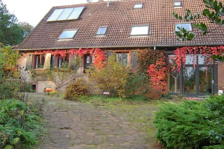 Beautiful Cottage in Wimmenau with Garden