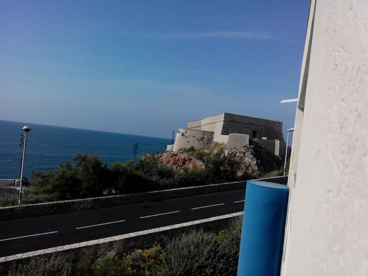 T2 vue mer, piscine, proche port et centre-ville