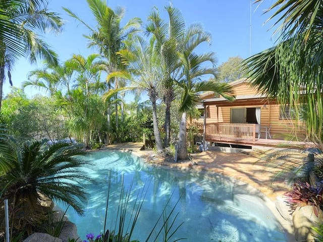 Private rooms and bath in Brisbane - Carina Heights - Bed & Breakfast