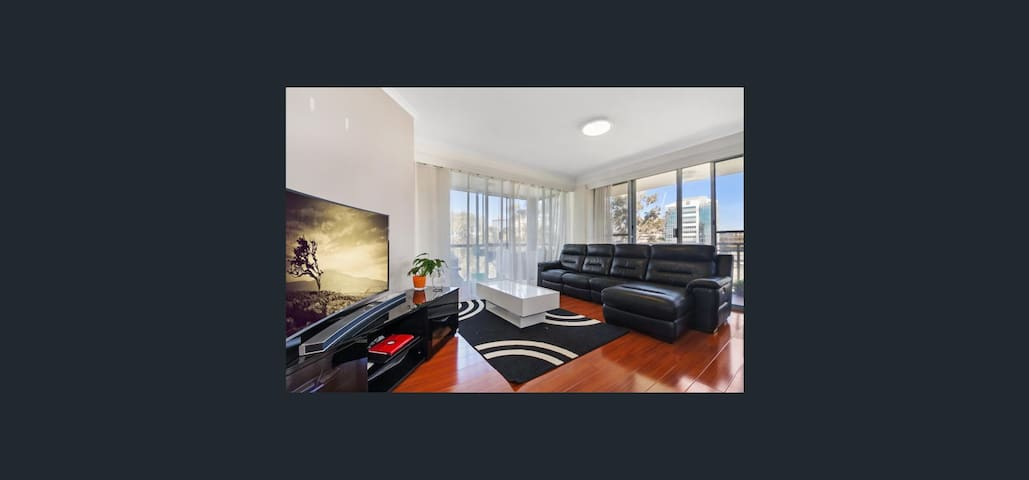 Riverside view room in Paramatta - Parramatta - Apartemen