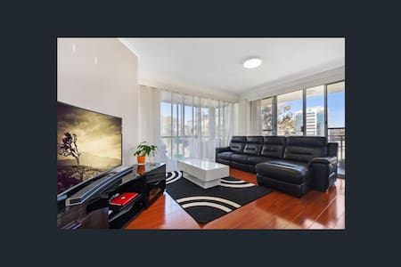 Riverside view room in Paramatta - パラマッタ
