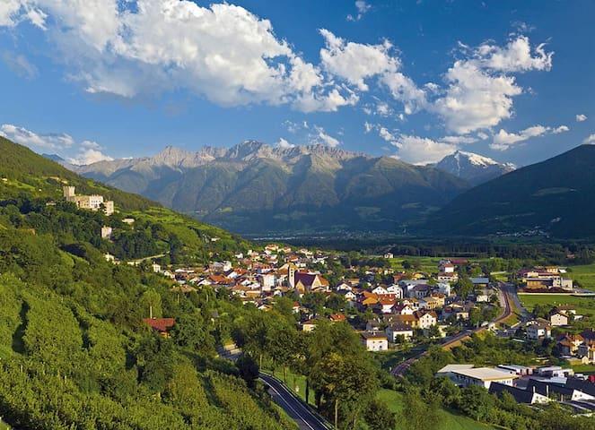 Willkommen in Südtirol Benvenuti
