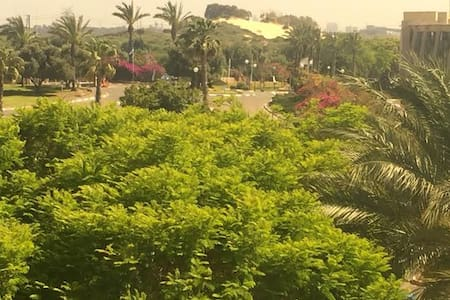 Neot Golf Caesarea Newly Renovated 2 Bedroom Apt. - Caesarea - Apartment