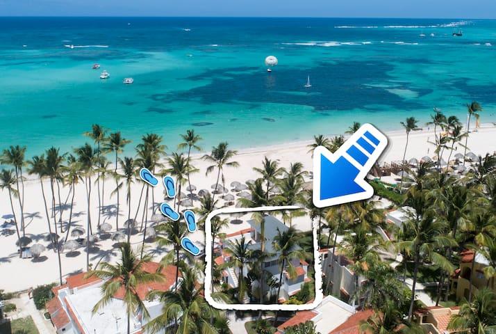 ☀️ Panoramic Ocean View Villa 8P AV☀️