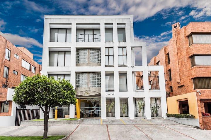 Suites en Santa Barba Bogotá - Bogotá - Apartamento