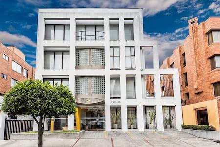 Suites en Santa Barba Bogotá - ボゴタ - アパート