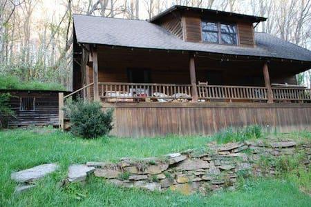 Family friendly mountain cabin - Haus