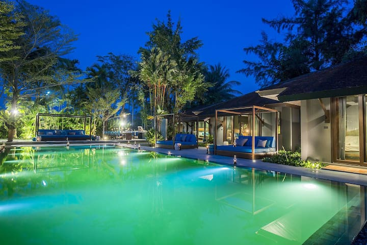 Luxurious Bangtao Beach 7 Bed Villa - Phuket - Villa