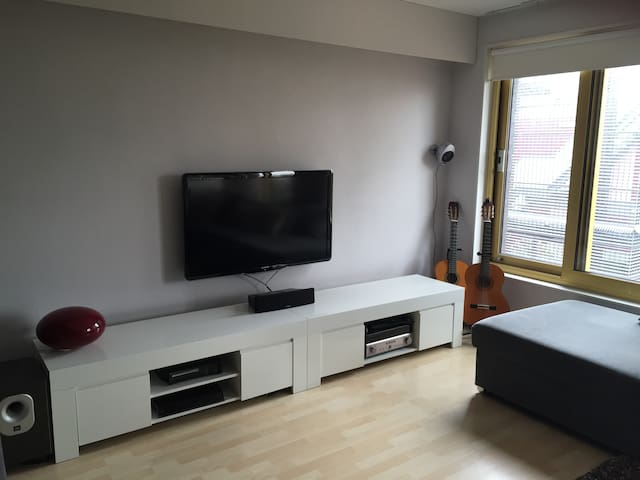 Fantastic separated room, 15 min from center - Amsterdam - Apartment
