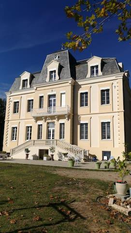 Château Peyrot - Orgueil