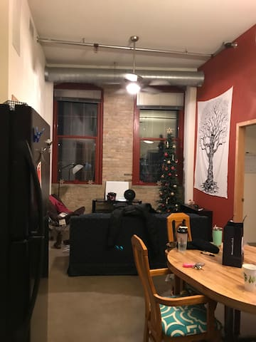 Private Apartment-Just Outside Minneapolis