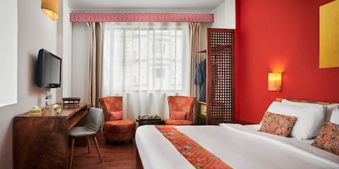 TeaHouse Hotel - Deluxe Double Room
