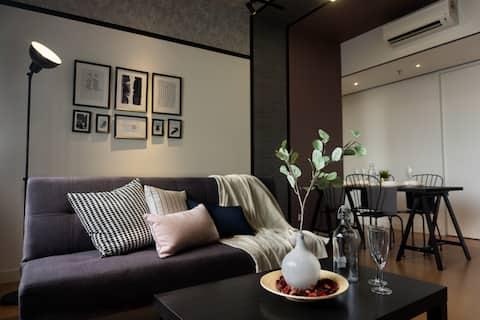 {NEW} 2-3 pax Comfy Deluxe Suite@Damansara, PJ
