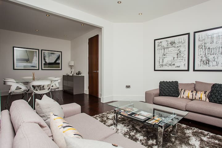 Modern 2Bed in Central London- Close to Paddington