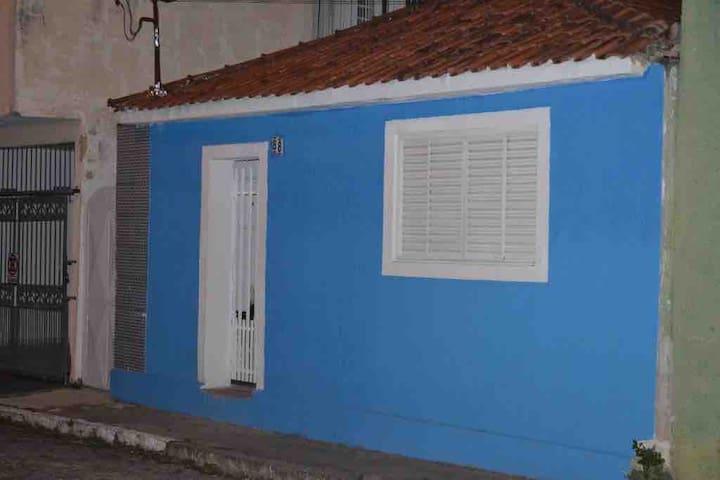 Casa Familiar e Aconchegante em Aparecida