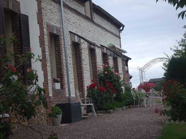 Le gite du potager - Saint-Pierre-de-Cernières - บ้าน