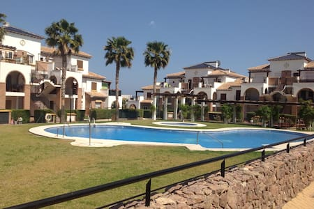 Nr Mojacar, Vera,Al-Andaluce Resort - Apartment