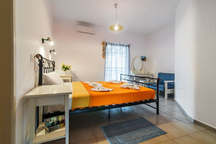 Sunset Rooms Falassarna: non-seaside double room