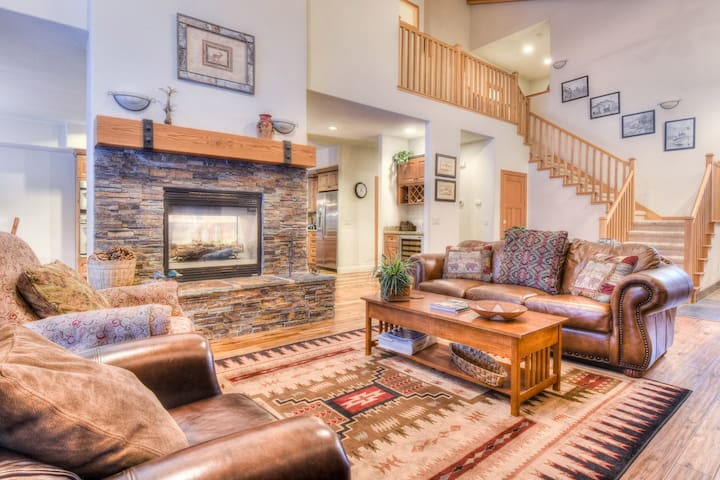 Hope Hideaway: spacious house with perfect location