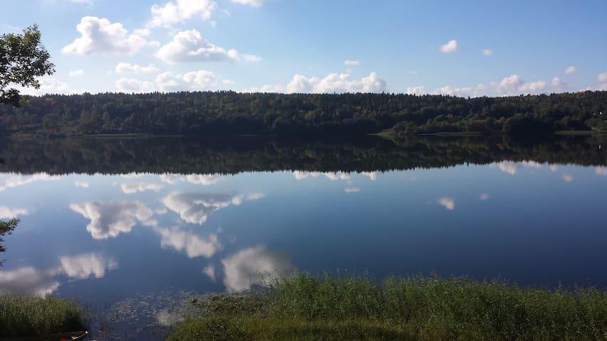 Lakeside cabin retreat for the perfect 7day escape