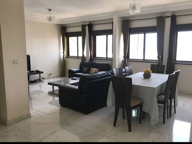 Appartement meublé haut de gamme