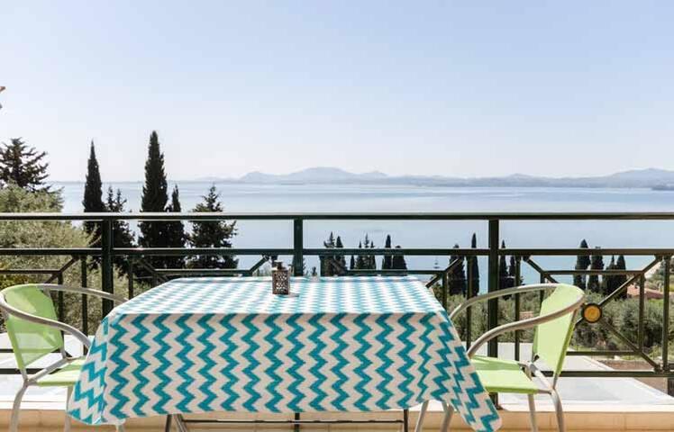 Sarakinos Apartments/Two Bedrooms SeaView(2'floor)