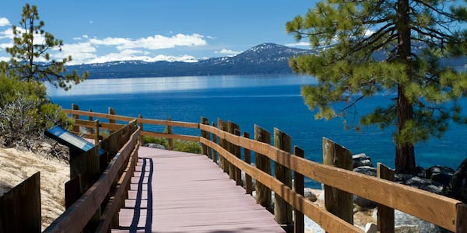 Don't forget to see Lake Tahoe during your stay with us!