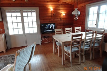 Sommerhus i rolige omgivelser - Stubbekøbing