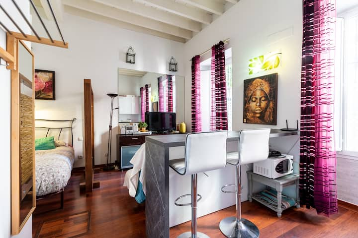 C. XIX studio in La Juderia.