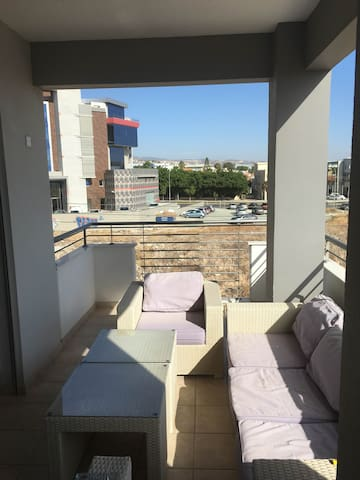 Modern 2 bedroom apartment, perfect with kids - Limassol - Pis
