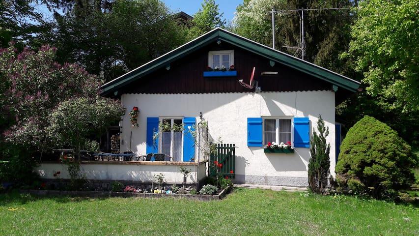 2 - 5 Betten - ganzes Haus - Ferien am Brauneck