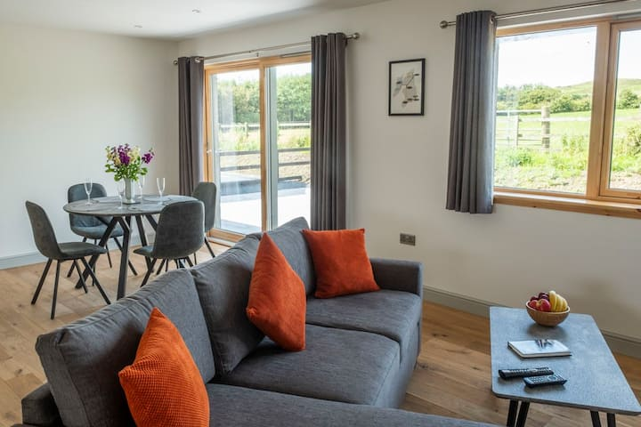 5* luxury contemporary living, Isle of Islay