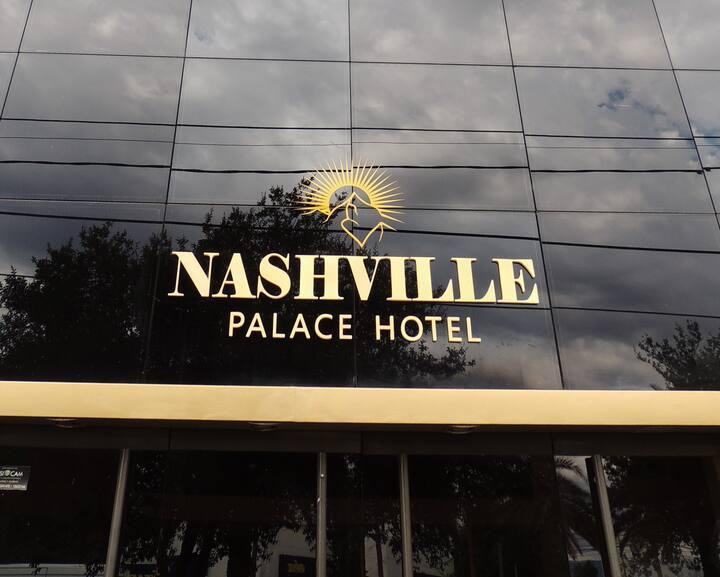 Nashville Palace Hotel - HABITACIÓN 31