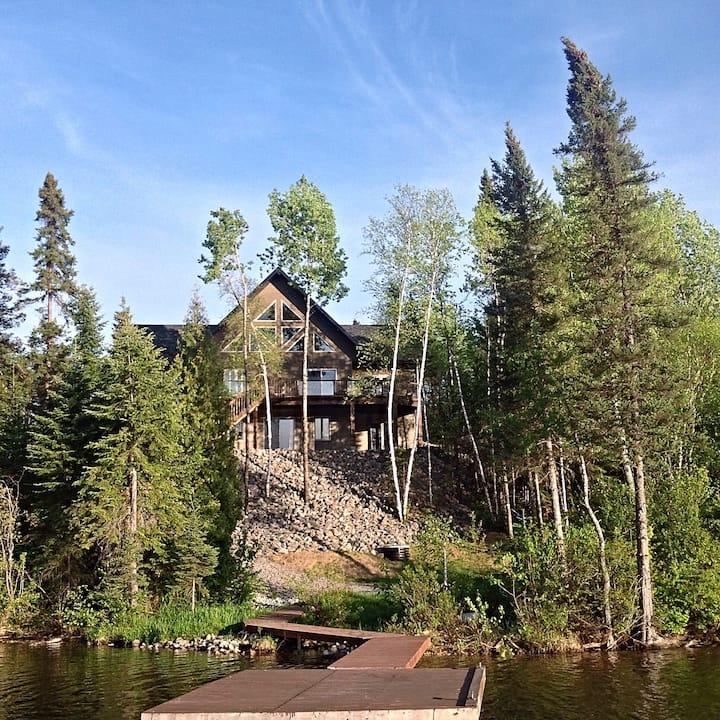 Grande Maison 2011 au bord de l'eau