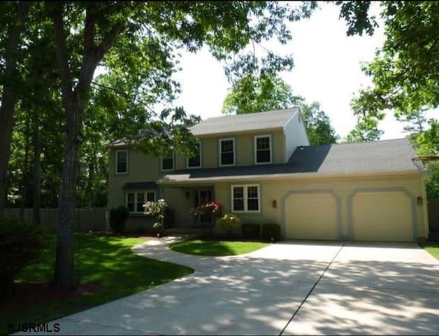 House right outside Ocean City, NJ