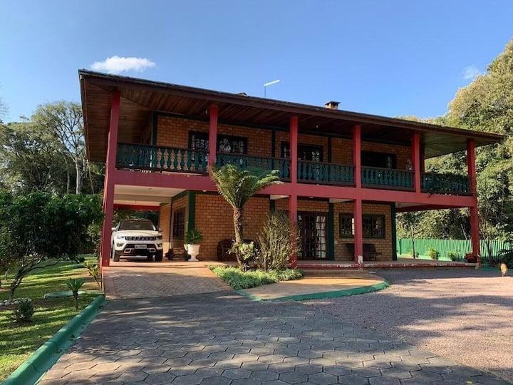 Chácara em São José dos Pinhais próximo a vinícola