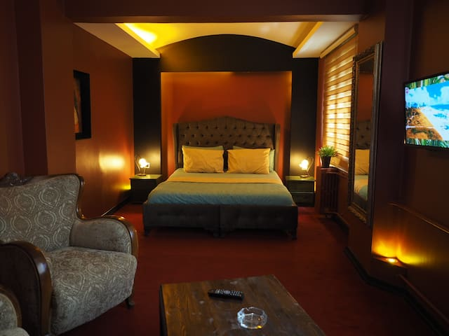 Second House boutique hotel
