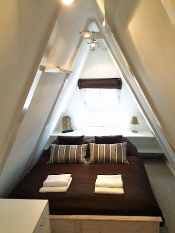 Bright and Warm - 100m from Dam Square - Amsterdam - Apartment