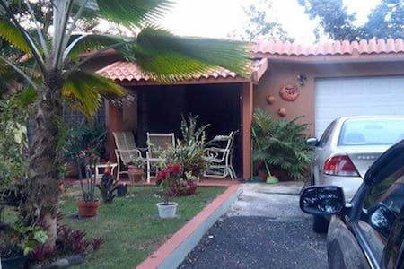 Charming Country Home - Orocovis
