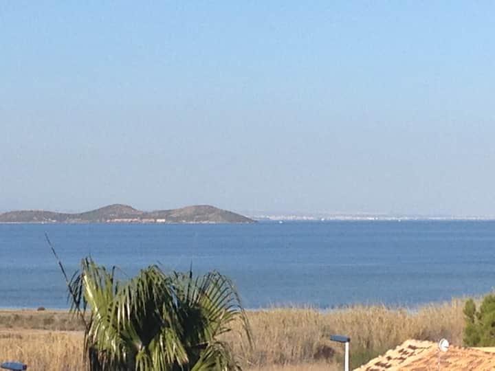 El Saladar, Los Nietos - Sea views 200m to beach