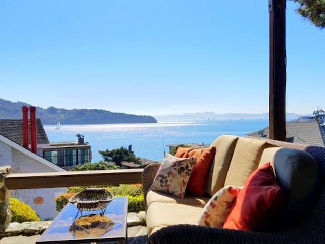 Beautiful Views San Francisco Bay