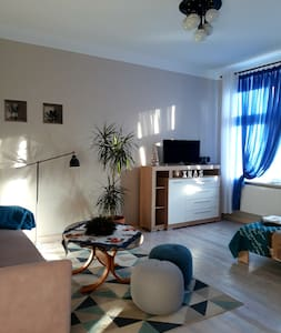 Apartament w sercu Warmii