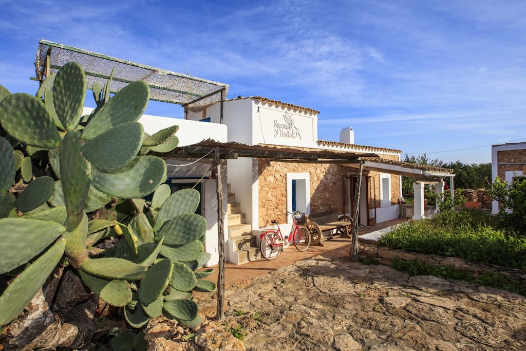 Encanto y hadas case in affitto a formentera isole - Soggiorno a formentera ...