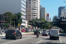 Rua da Consolação