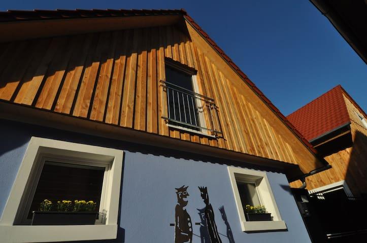 AUSFAHRT FREIBURG - House Hannah