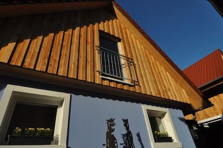 AUSFAHRT FREIBURG - Haus Hannah - Umkirch - Hus